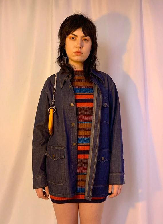 Levi's lightweight western chore jacket
