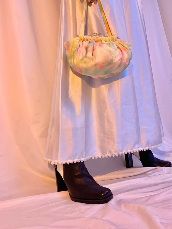 90's sheer mesh babydoll slip dress - image 10