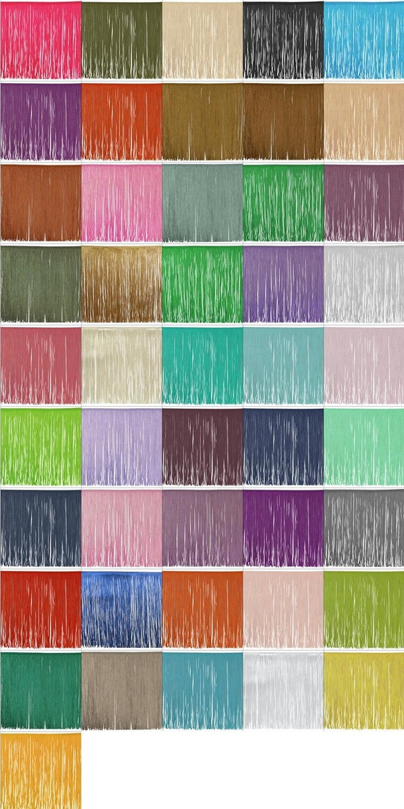 Expo International 4 Chainette Fringe Trim Hot Pink Fabric by the Yard