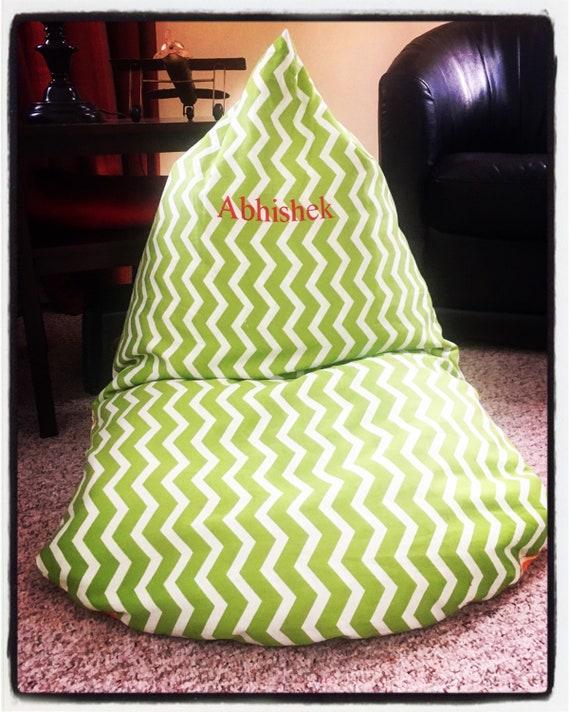 Superb Personalized Beanbags Feather Print Frankydiablos Diy Chair Ideas Frankydiabloscom