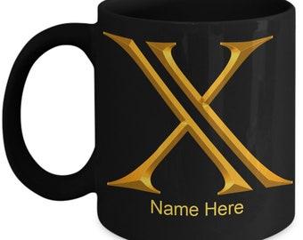 c861925814 Gift For The Couple - New Couple Gift - Alphabet Letter - Colonna Mt Font -  Funny Husband Mug - Love Mug - Name Mug - Bride And Groom Mug