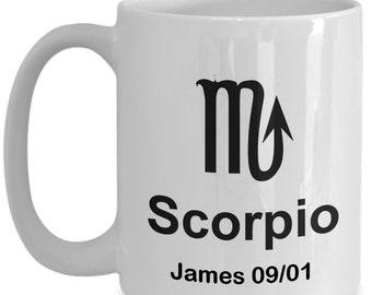 Scorpio Gifts Best November Birthday For Man Women Travel Mug Friend Christmas Mom