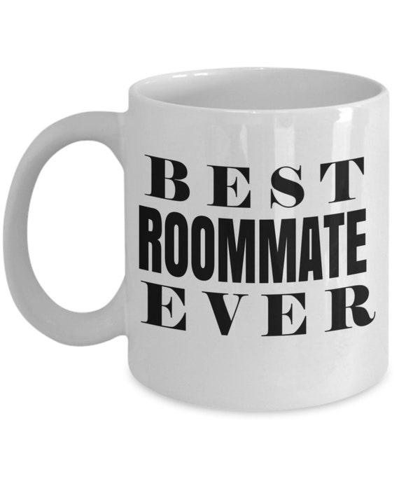 Christmas Gifts For Roommates.Gift For Roommate Funny Present Best Seller College Roomie Christmas Birthday Gift Room Mate Men Women Coffee Travel Mug Dorm Room