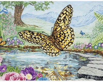 Anchor Maia -  Butterfly 3D  5678-1232