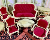 Sonia Messer 18th CENTURY FRENCH Circa 1772-1860 Collections of 9 Beautiful Pieces of Furniture 1970 39 s