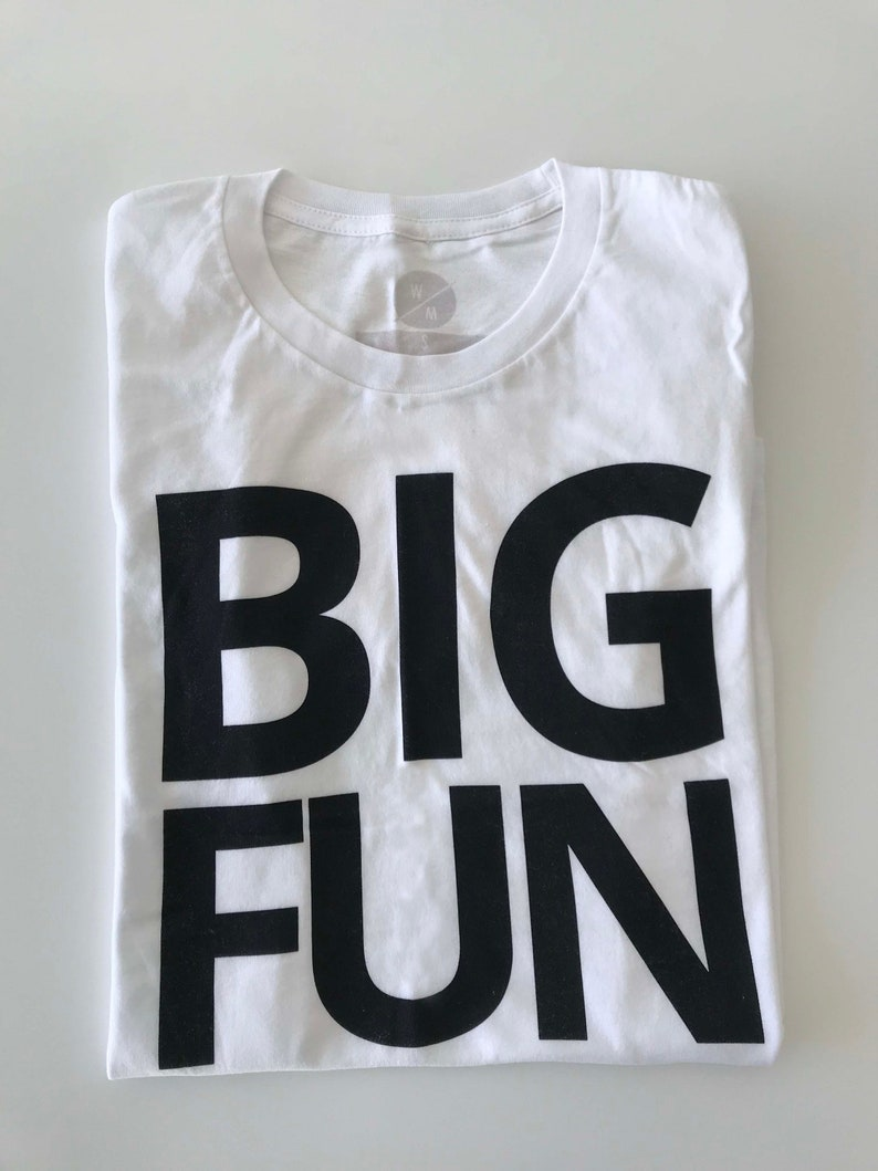 8bc18b8d6 Big Fun Shirt Heathers Shirts As Seen In Heathers Slogan T | Etsy