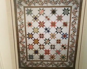 Quilt Kit - Civil War Star - by Bits 'n Pieces