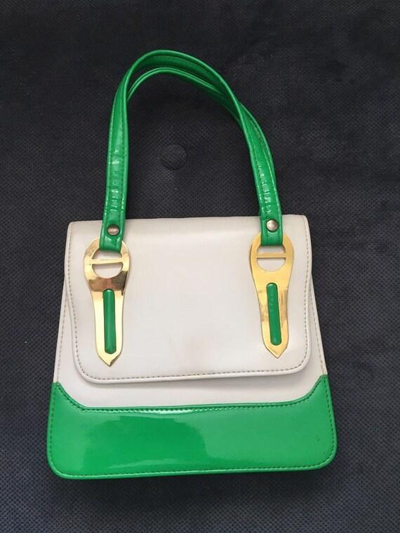 Vintage Delill Purse / Handbag 1950s