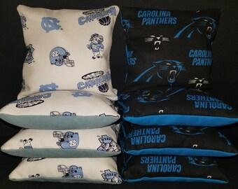 Panthers Cornhole Etsy