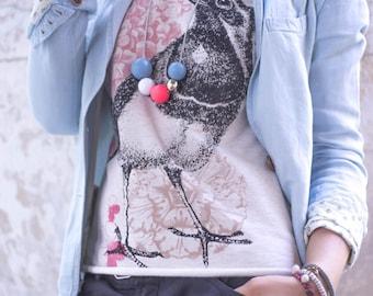 MUSTIKASbyAK necklace #springMUSTIKASlightblue