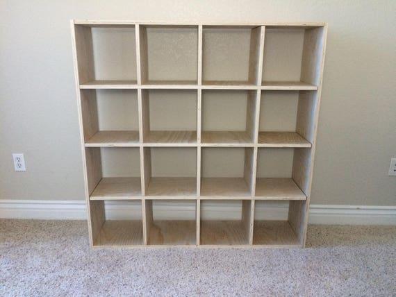 Ez Cube Shelf Cube Shelving Storage Bookshelf Or Wood Shoe