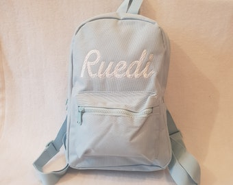 11221b1e63a4 Personalised Toddler BackPack