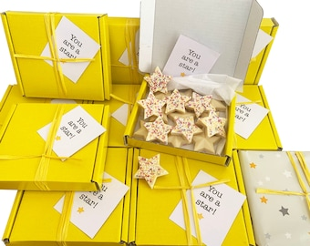 Private/corporate orders. Tiny Treats. Please enquire for a quote. Personalised sweet boxes.