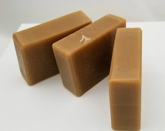 Cedar & Saffron Soap Bar