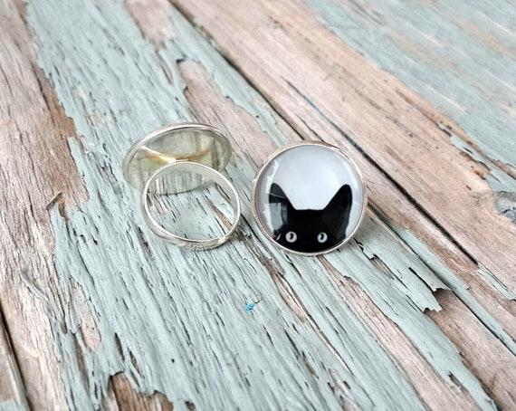 Ring Cat Kitten Kitty