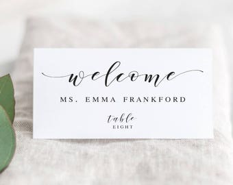 place card template printable wedding place cards escort cards wedding name cards template calligraphy wedding place cards template wp20