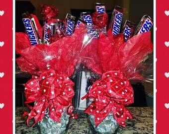 Chocolate Candy Bouquet