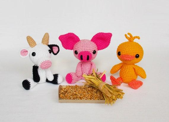 Little Lambs - Free amigurumi pattern | 411x570
