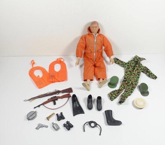 Gi joe 1990 Sub Zero Snow Shoe Set arme Vintage Accessoire Figure partie Hasbro