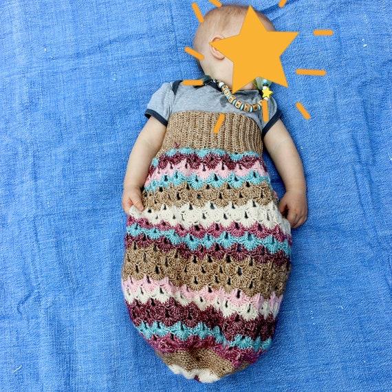 Pucksack Eule für Babys häkeln Anleitung | Etsy