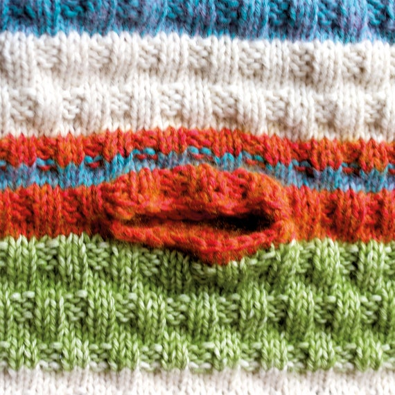Pucksackschlafsack Für Babys Stricken Anleitung Etsy