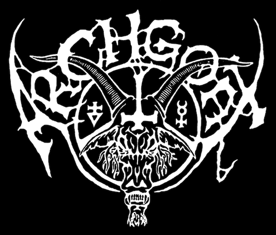 Embroidered Small Patch NEW ARCHGOAT Band Logo