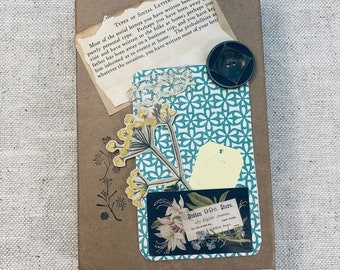 Social Letters Junk Journal by Laurie Grant
