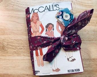 Sewing #2  Junk Journal by Maria Gonzalez