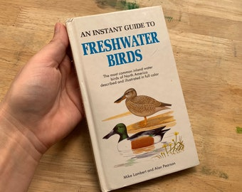 An Instant Guide to Freshwater Birds