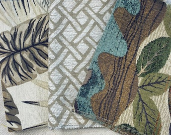 Here Comes Fall Upholstery Fabric  Set of 3 from JoAnn