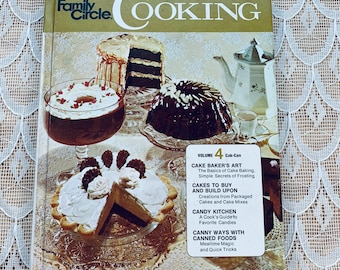 Family Circle Illustrated Library of Cooking volume 4