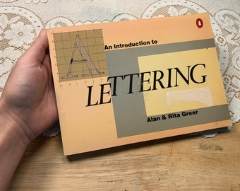 An Introduction to Lettering