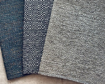Happy Office Upholstery Fabric Set of 3