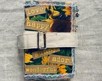 Sunflower Junk Journal by Melissa King
