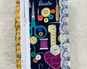 Sewing Junk Journal by Laurie Grant