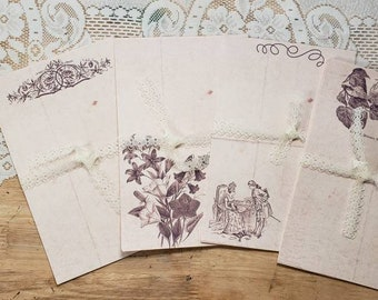 Stationery Packs 10 sheets