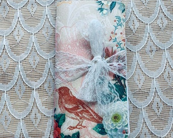Sweet Bird of Paradise  Junk Journal by Jan Hampton