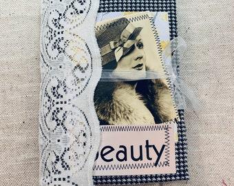 Beauty Junk Journal by Claire Hulott (UK)