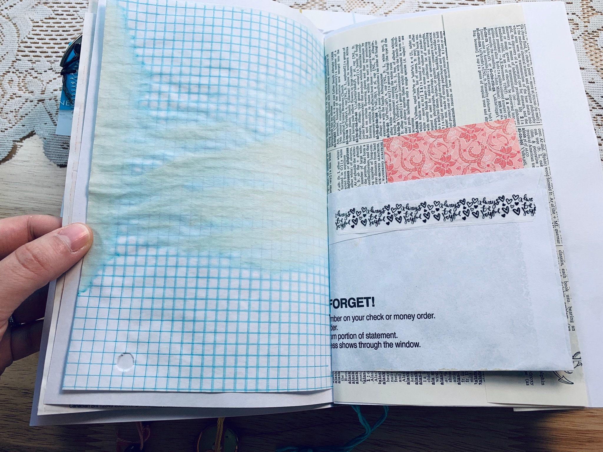 Set of 3 Travel Journals by Brenda Salazar