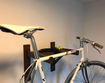 handmade in Berlin, bespoke bicycle holder, bicycle rack, bicycle wall mount