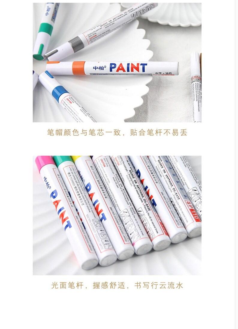 D701-KS-SA-248 7 colour 3mm head mark pen graffiti pen bullet journal colour pen  planner colour  pen scrapbook colour pen
