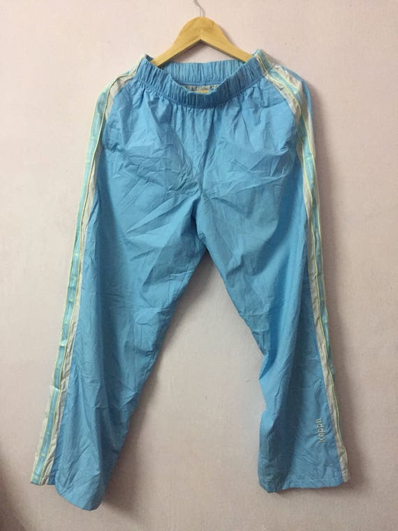 SALE ! Vintage 90s KAPPA sweatpants/trackpants and