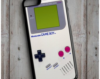 classic nintendo gameboy Print Cool Retro New Case Cover for any iPhone