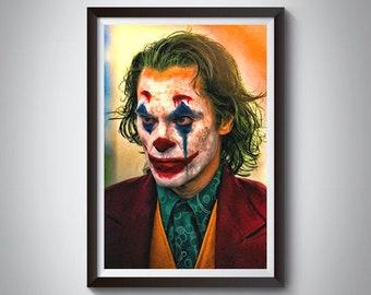 Joker Art Etsy