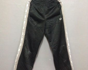 Rare!! Vintage Fred Perry Track Pants Small Size zGjzbWwvw