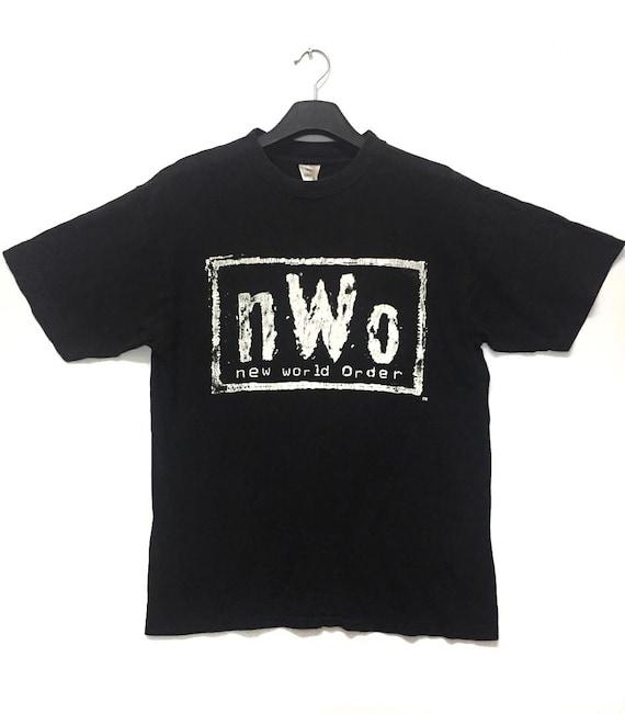 Vintage WCW/NWO TShirt Large Size