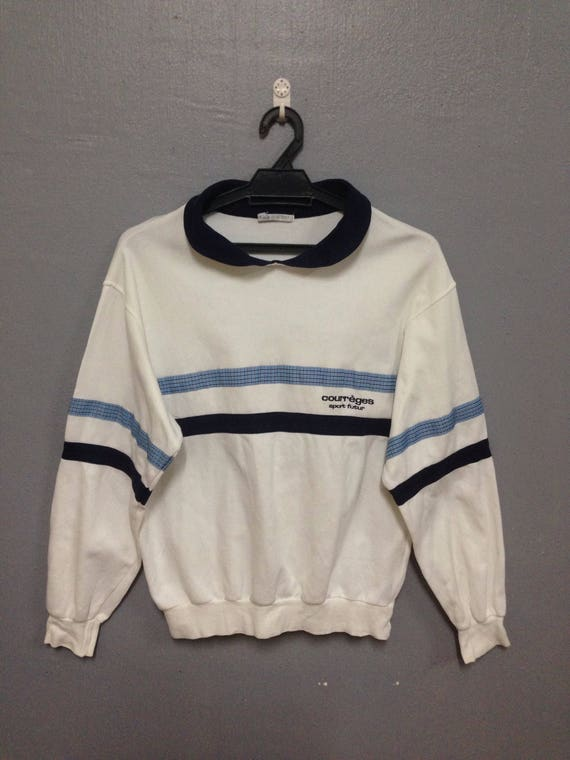 COURREGES Sport Futur Sweatshirt