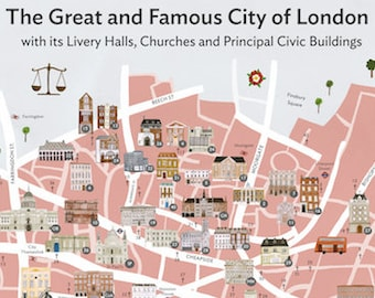 The City Livery Map (PDF)