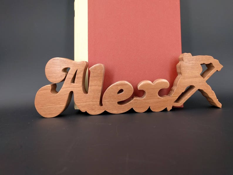 wooden names baby shower unique gifts handmade gifts image 0
