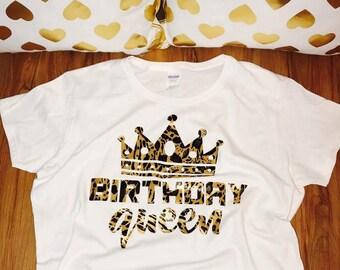 More Colours Birthday Shirt Women